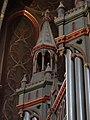 Église du Gésu, détail de l'orgue.JPG