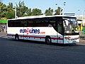 ÚAN Florenc, autobus Veolia Eurolines CZ.jpg