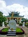 Đền thờ Nguyễn Hữu Cảnh tại Cù lao Phố.jpg