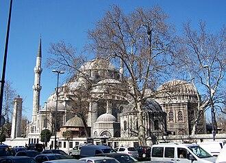 Fatih - Şehzade Mosque