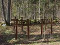 Ķurbes kapi, Dundagas pagasts, Dundagas novads, Latvia - panoramio (1).jpg