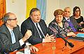 Επίσκεψη Αντιπροέδρου της Κυβέρνησης και ΥΠΕΞ Ευ. Βενιζέλου στην Ουκρανία (2.3.2014) (12928711543).jpg