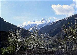 Mount Addala-Shukhgelmeer - Image: Адалла Шухгельмеэр