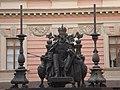 Ансамбль Михайловского (Инженерного) замка, Санкт-Петербург 2.jpg