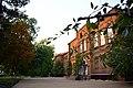 Будинок жіночої гімназії (Запорізький національний університет, корпус 3), ландшафт.jpg