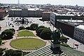 Вид на Санкт-Петербург (Исаакиевская площадь) с Исаакиевского собора - panoramio.jpg