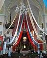 Внутренний интерьер костёла Вознесения Пресвятой Девы Марии в деревне Красное (1).jpg
