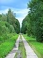 Дорога на заброшенную советскую военную базу (2) - panoramio.jpg