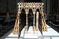 Исаакиевский собор (Санкт-Петербург). Макет строительных лесов2.JPG