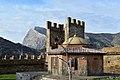 Крым, Судак, Генуэзская крепость 3.jpg