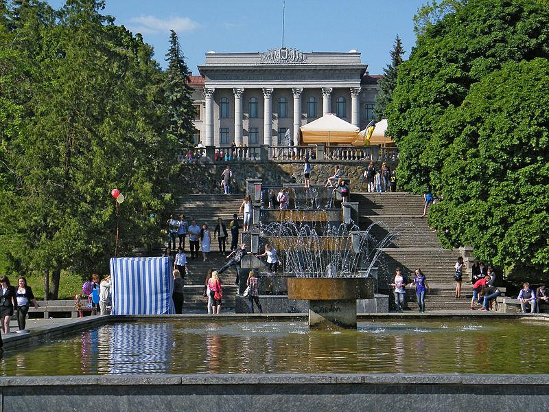 File:Луцк. Каскад фонтанов..jpg