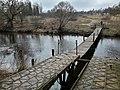 Межыца (Лепельскі раён). Падвясны мост (02).jpg