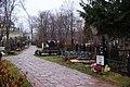 Могила Л.Б. Хавкиной- вид со стороны южного входа.jpg