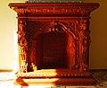 Палацу Вітославських-Львових, камін P1420477.jpg