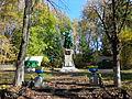 Пам'ятний знак воїнам-землякам, які загинули в роки Другої світової війни, село Козівка.JPG