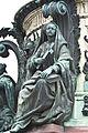 Памятник Николаю I Императору. Четыре аллегорические фигуры, «Сила», «Мудрость», «Правосудие» и «Вера» Скул. Р. К. Зал - panoramio.jpg