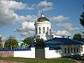 Покровская церковь в Воронеже и Дом священнослужителей.JPG