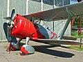 Поликарпов И-15, Монино - музей ВВС RP409.jpg