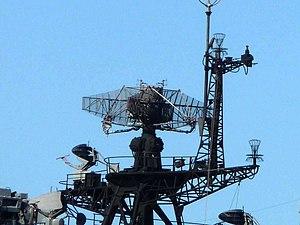 РЛС «Подкат» на БПК проекта 1155, Владивосток, 2011-07-05.jpg