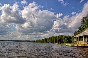 Teykovsky District - Lake Rubskoye, Teykovsky District