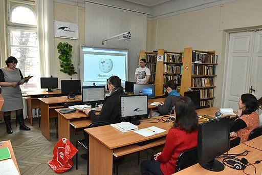 Тернопіль - Вікізустріч із Мар'яном Довгаником у ТОУНБ - 17021932