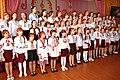 Тернопіль - Фестиваль «Гімн Богу» - Учні Тернопільської загальноосвітньої школи № 14 - 13036883.jpg