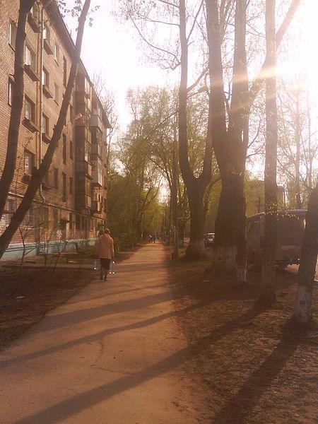 File:Улица Баумана, Пермь.JPG