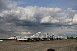 У небі Волині тренується авіація Повітряних Сил ЗС України (26525744323).jpg