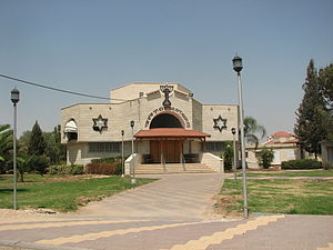 Bitkha - Village synagogue