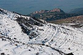 מבצר נמרוד בחורף.jpg