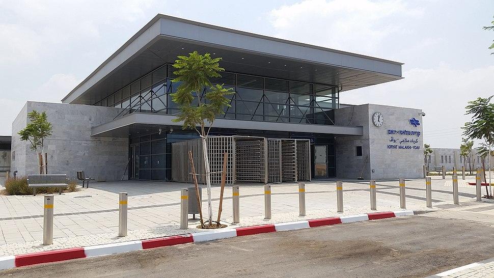 תחנת רכבת מלאכי יואב