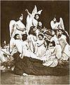 თამარი და დემონი ანგელოზებს შორის (ცოცხალი სურათი), 1882 წ. მ. კაჩუხაშვილის და ა. მიხაილოვის ფოტო.jpg