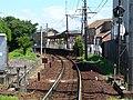 和歌山電鐵貴志川線 竈山駅 Kamayama station, Kishigawa line 2011.7.15 - panoramio.jpg