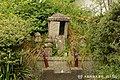 戦国時代の豪族で、上和泉郷内に領地を持っていた千原城主玉井壱岐守源秀が葬られています。 源秀は、河内国高 - panoramio.jpg