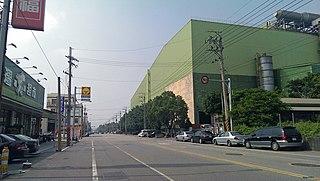 District in Taiwan