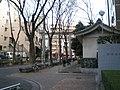 金王八幡神社参道 - panoramio - kcomiida.jpg