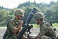 81mm迫撃砲L16(射撃野営訓練・第33普通科連隊) 装備 69.jpg