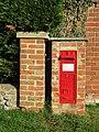 -2020-11-06 Post box, Hanworth Common, Hanworth, Norfolk.JPG