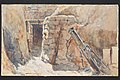 """-A 6"""" Trench Mortar Pit, N.Z.F.A., trenches 2 miles S of Hebuterne (Somme)- (48753709052).jpg"""