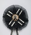 -Mourning Corsage with Portrait of Abraham Lincoln- MET DP265062.jpg