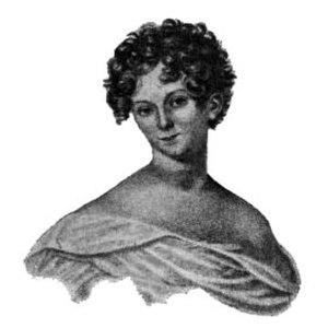 Helena Charlotta Åkerhielm - Charlotte Åkerhielm by Maria Röhl.