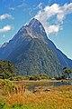 00 1367 New Zealand - Mitre Peak (Milford Sound).jpg