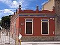017 Casa Canyelles (Vilafranca del Penedès), c. Ateneu - pg. Rafael Soler.JPG
