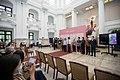 06.24 總統偕同副總統出席「總統府一樓開放參觀展場開展記者會」 (50039809652).jpg