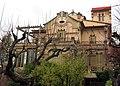 091 Casa Barbey, façana sud (la Garriga).JPG