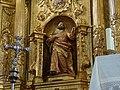 09d Villafrades de Campos Iglesia San Juan Evangelista Retablo mayor Ni.jpg