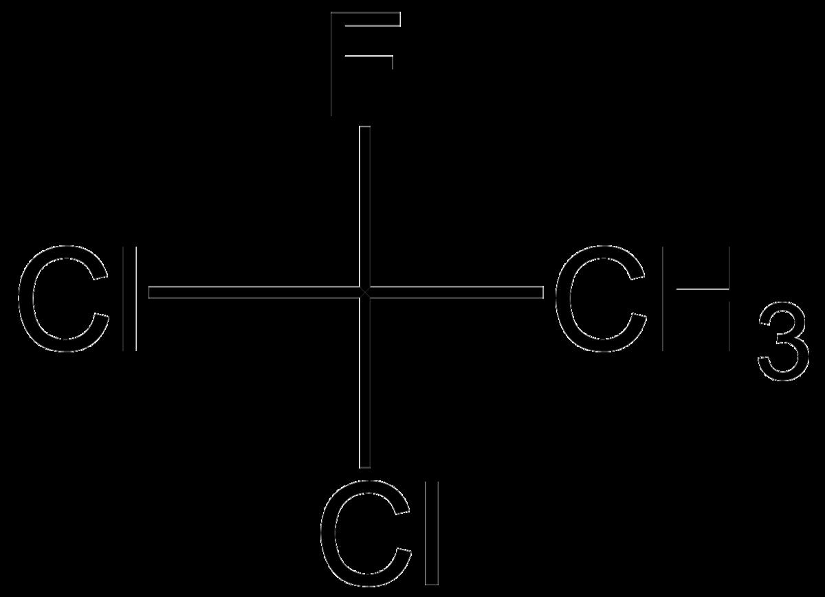 1 1 dichloro 1 fluoroethane wikipedia. Black Bedroom Furniture Sets. Home Design Ideas
