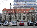 1. Hannoversches Ulanenregiment Nr. 13, ehemalige Kaserne, Callinstraße 34 von 1936, Universität Hannover, Gebäude 3407.jpg