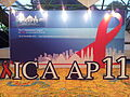 11th International Congress on AIDS in Asia and the Pacific, 2013.jpg