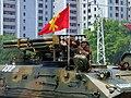 122mm Sonyon 323 - North Korea Victory Day-2013 01.jpg